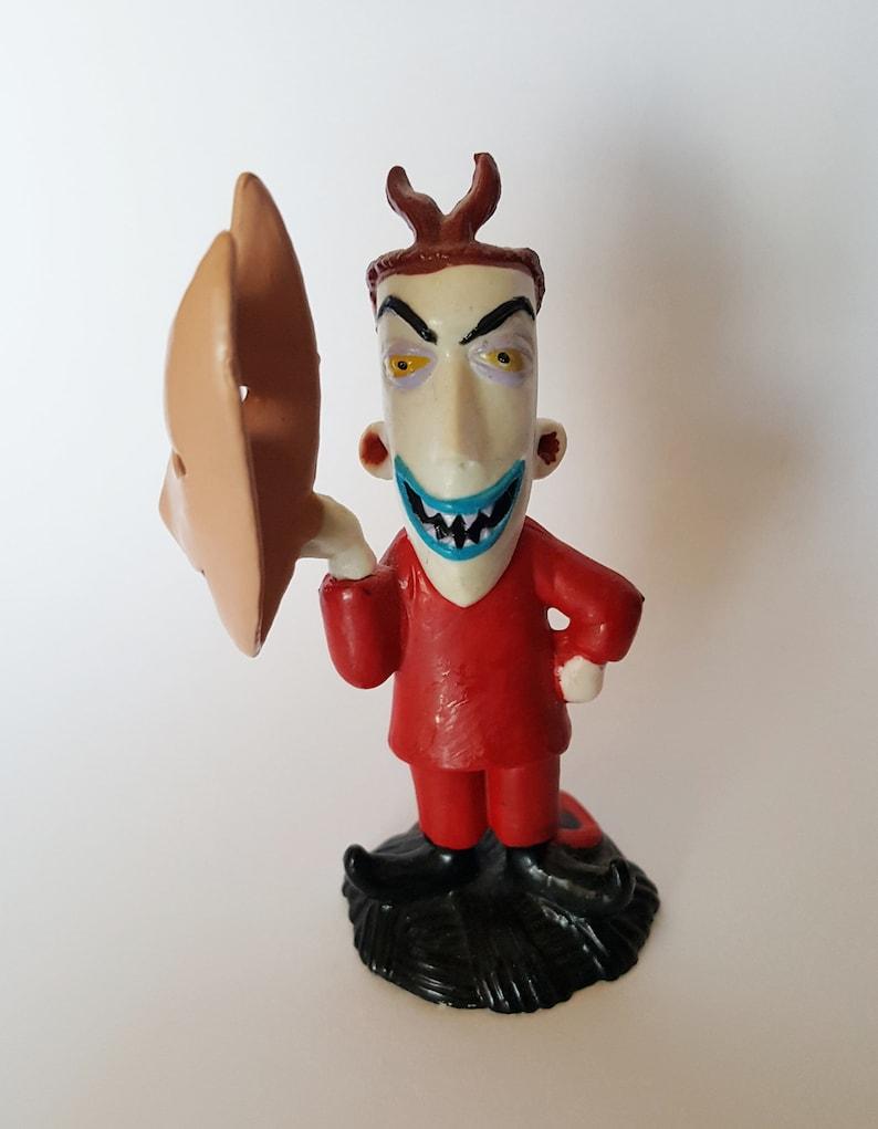 Disney Nightmare Before Christmas Applause PVC Barrel Figure NEW