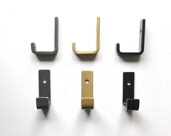 Metal wall hook | Etsy