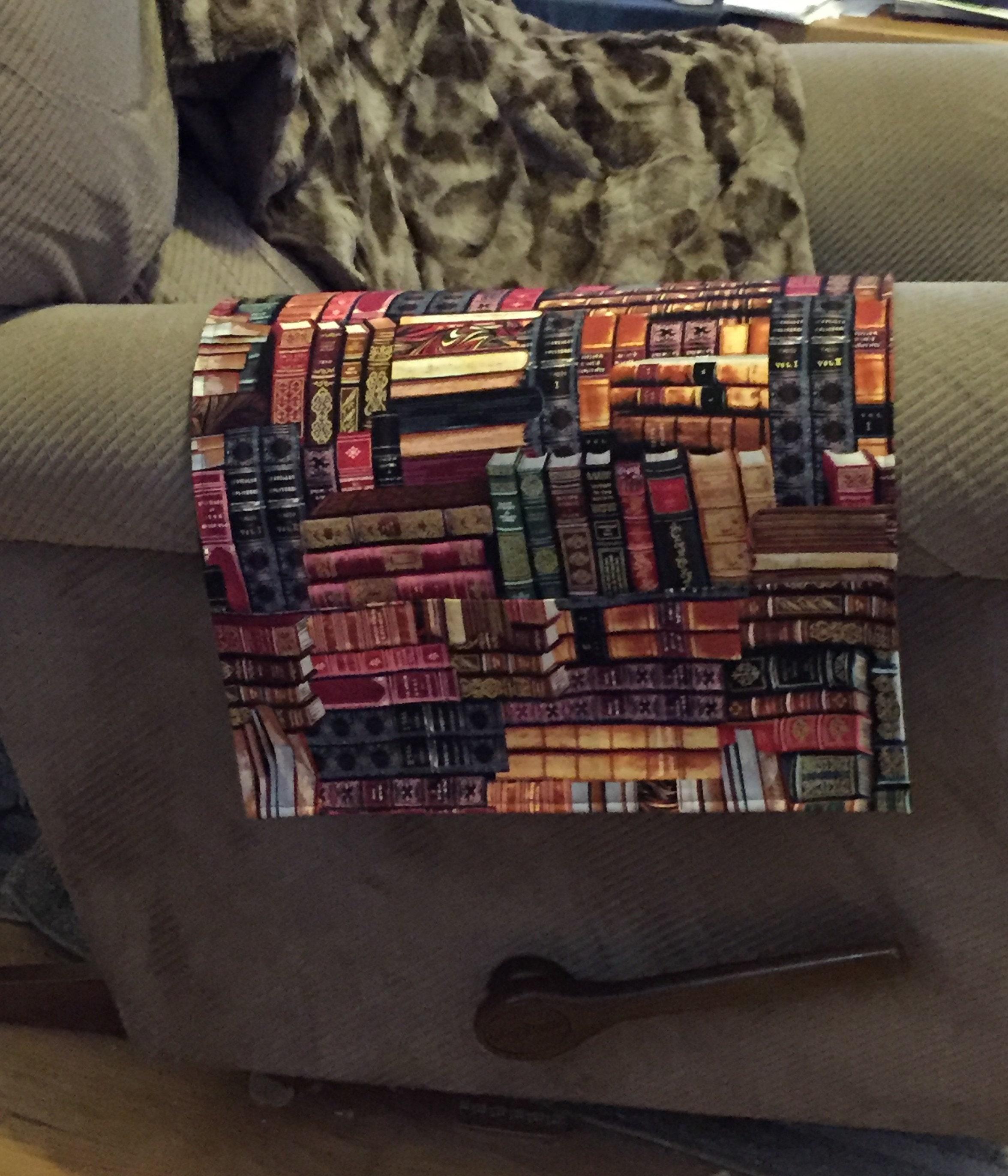 Remote Control Holder Nursing Home Gift Grandparent Gift Dad Gift Chair Caddy Arm Chair Organizer Recliner Pockets Stocking Stuffer