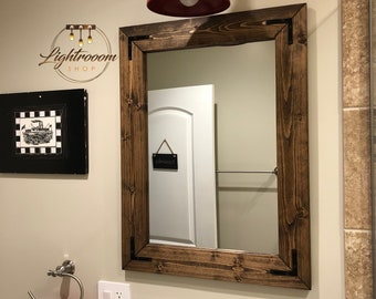 Oval Bathroom Mirror Etsy