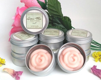 Wholesale Lot Solid Lotion Bar Tin, Bulk Christmas Gifts for Women, Organic Shea Cocoa Body Butter, Party Favors for Guest, Boutique Items