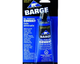 Barge High Strength Cement All-Purpose Cement 2 oz Glue