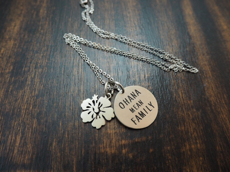 Quote Inspired necklace