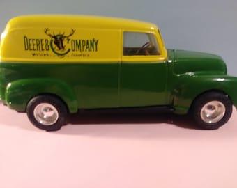 John Deer 1950 Chevrolet Panel Delivery ETRL Bank