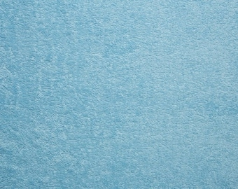 c636fa27d9 16 Ounce Terry Cloth BABY BLUE from Shannon Fabrics - 1 2 Yard