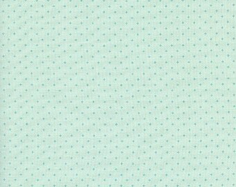 Add It Up Mint by Alexia Abegg from Cotton + Steel - 1/2 yard