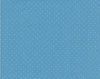 Add It Up in Bison Blue by Alexia Abegg from Cotton + Steel - 1/2 yard