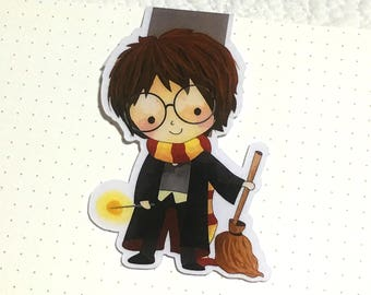 Magnetic Page Keepers - Harry Potter - bookmark