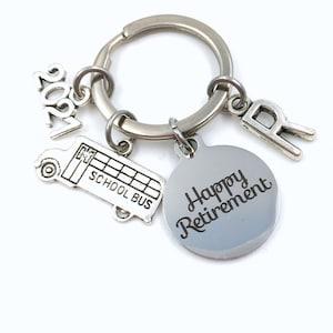 2021 Band Teacher Retirement Gift Keychain  Music Key chain  Treble Note Keyring  Coworker professor Musician Present   Her Him Women