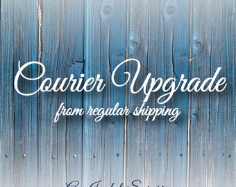 Courier Shipping Upgrade For Canadian Customers