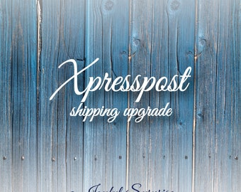 Xpresspost Shipping Upgrade For Canadian Customers from Tracking shipping