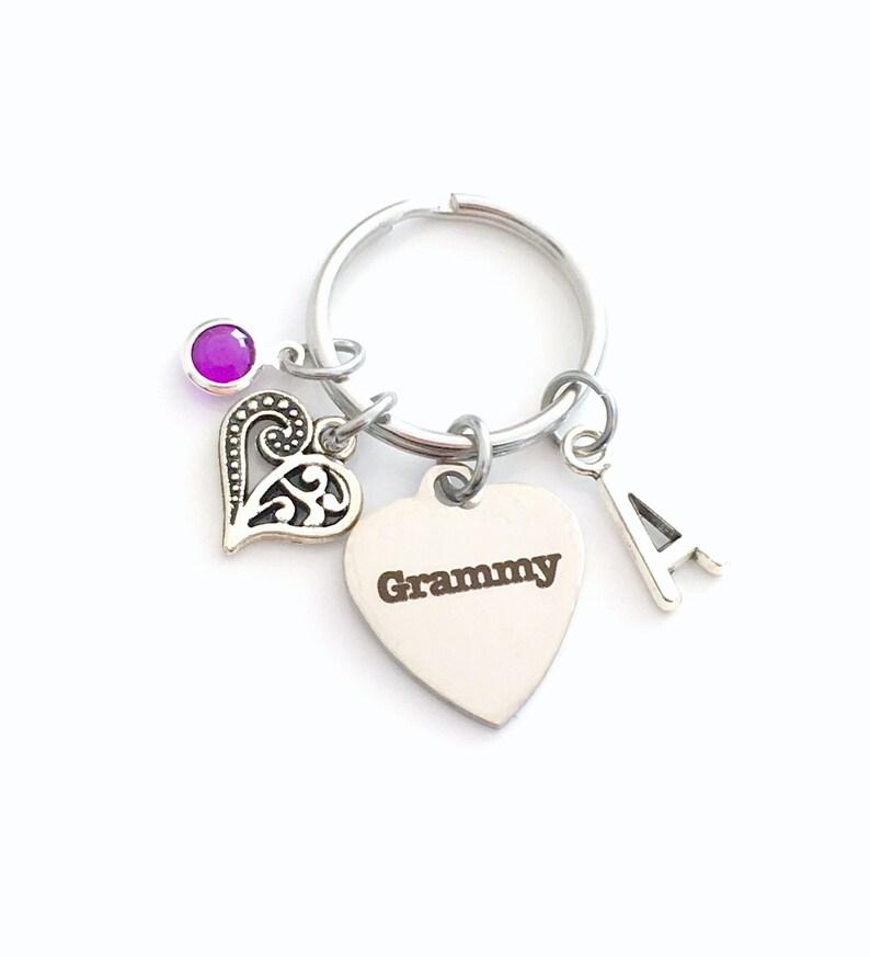 Grammy key chain Huge sale Grammy key chain Grammy gift Grammy Present