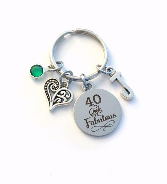 Best Birthday Gift Sterling Silver Rhodium Plated Key Chain