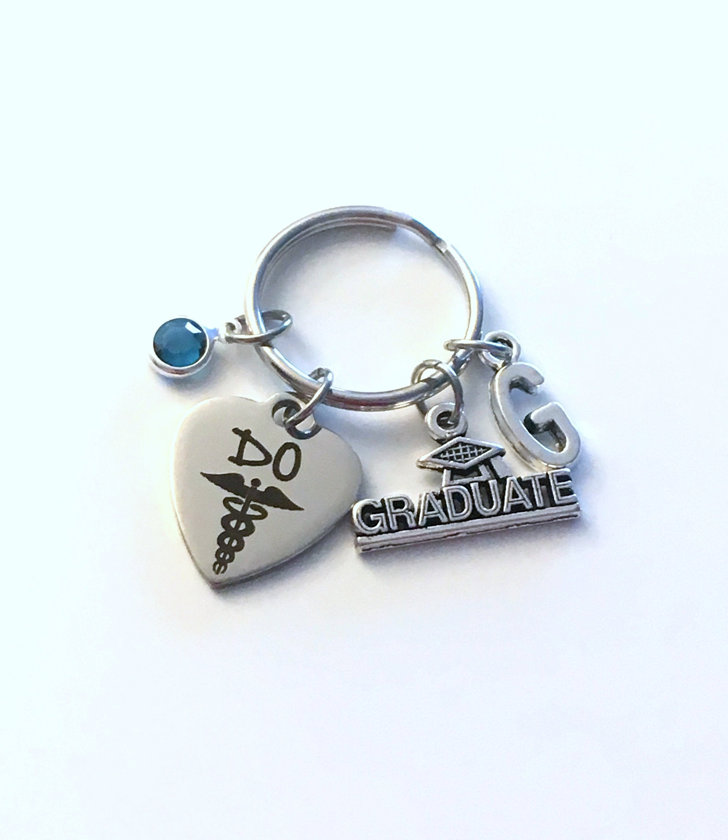 Graduation Present for Osteopath Key Chain 8fcf260452