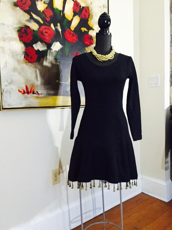 Vintage Betsey Johnson Dress/Betsey johnson dress/