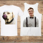 Owner and Dog shirt, dog owner t shirt, Pet Owner Matching shirts, custom Owner Dog, Matching Owner Dog, Birthday gift, anniversary gift