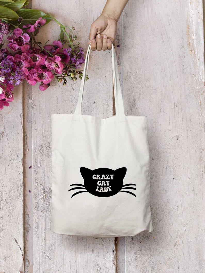 570ef91d20 Dame folle de chat les amoureux des chats chat poignées de | Etsy