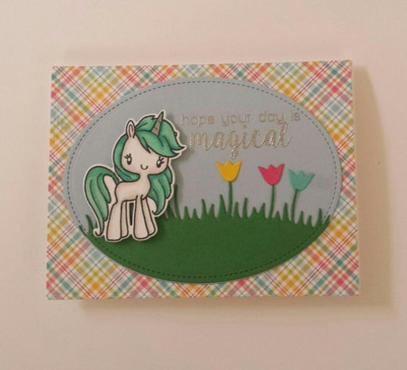 Unicorn Magical Day Etsy