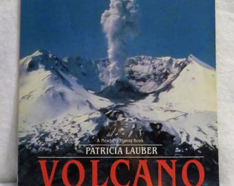 VOLCANO The Eruption and Healing of Mount St. Helens 1987 Paperback About the May 18 1980 Volcanic Explosion of Mount St. Helens