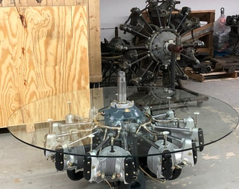 Engine Coffee Table Etsy