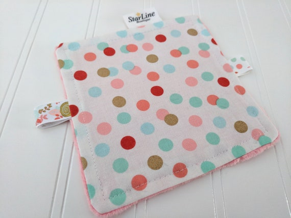 Baby Crinkle Square Baby Noise Maker Crinkle Square Baby Etsy