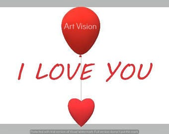 Printable, Valentine's Day,Download Files,Valentine's Day Card, I love you,SVG, PDF, PNG