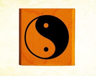 Motif Stamps  YIN YANG \u00bb Embossing Crafting Yoga