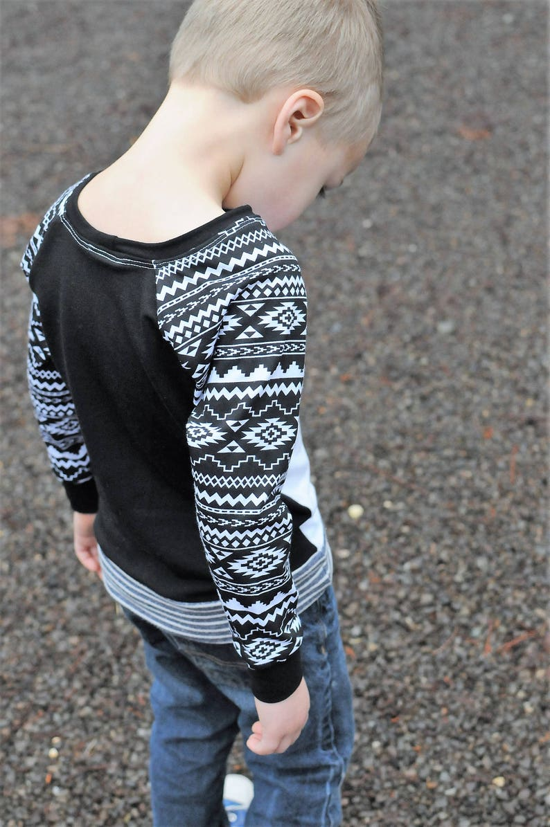 510792971558 Boys Graphic Tee Boys Sweater Stay Wild Outfit Baby Boy   Etsy