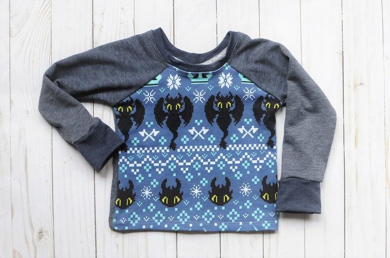 Nerdy Christmas Sweaters.Christmas Sweater Ugly Christmas Nerdy Christmas Baby Sweater Christmas Outfit Family Ugly Christmas Sweaters Blue Christmas Sweater