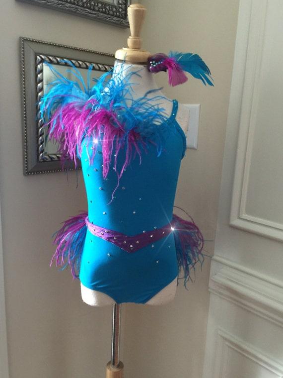 Items similar to Tahitian Dance costume on Etsy