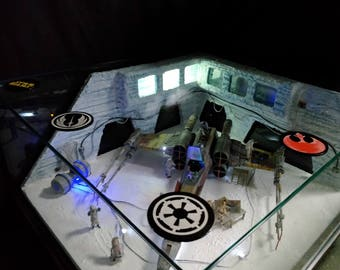 Star Wars X WING COFFEE TABLE