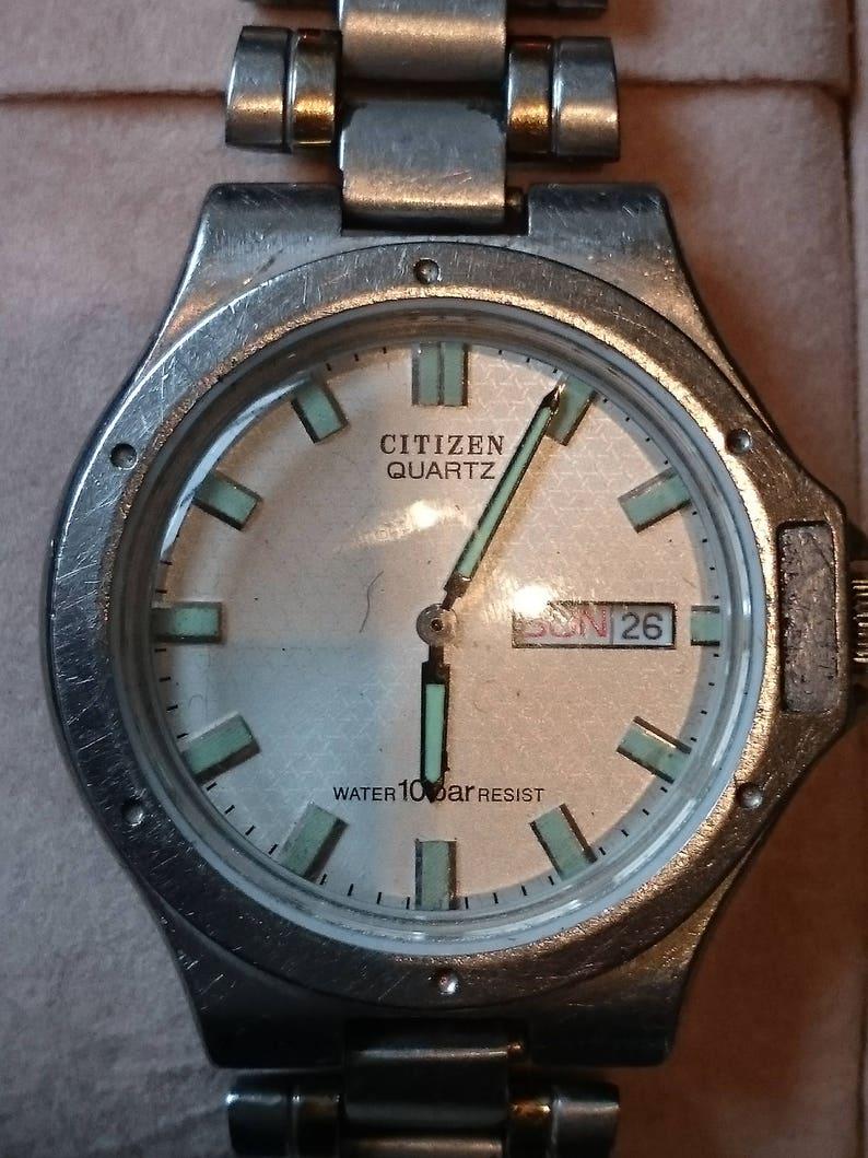 7c8aec3897b7 Vintage Gents Citizen 10 Bar men s watch GN 4W S 6100