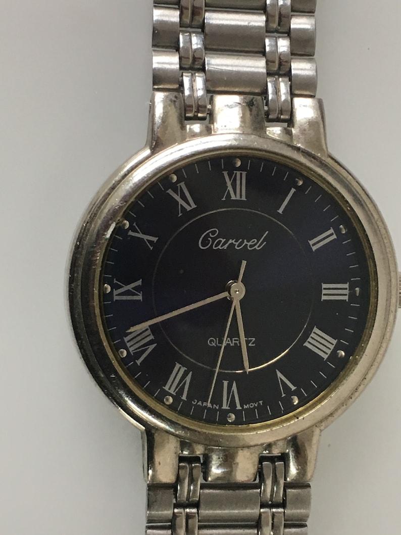 73932a44c Carvel dress Quartz Watch | Etsy