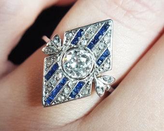 d3fa0c3d06b Vintage Rings | Etsy