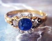 Edwardian Engagement Ring Edwardian Ring