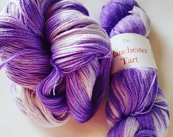 Lace weight Merino/silk Yarn