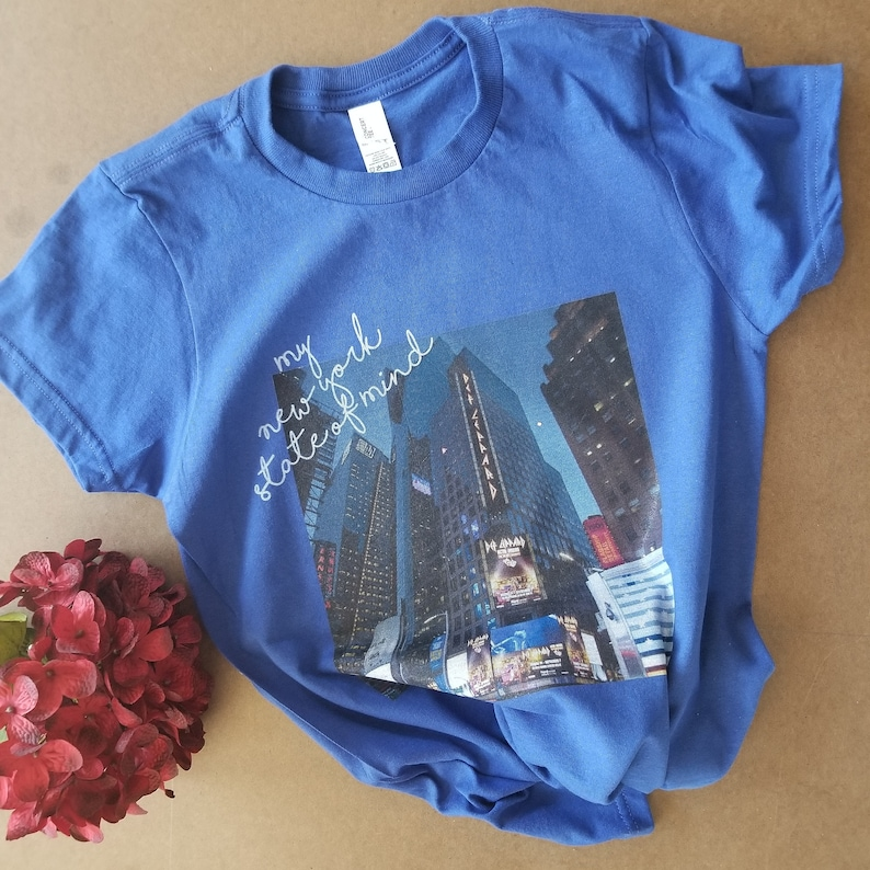 7e1fc70bf0df5 Custom Printed Shirt, Custom Concert Tee, Design Your Own