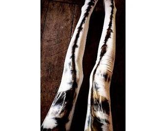 Industrial Leggings /Leggings/Yoga leggings/ Tie dye Leggings