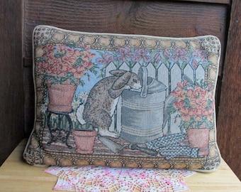 Rabbit Pillow | Bunny Lover Gift