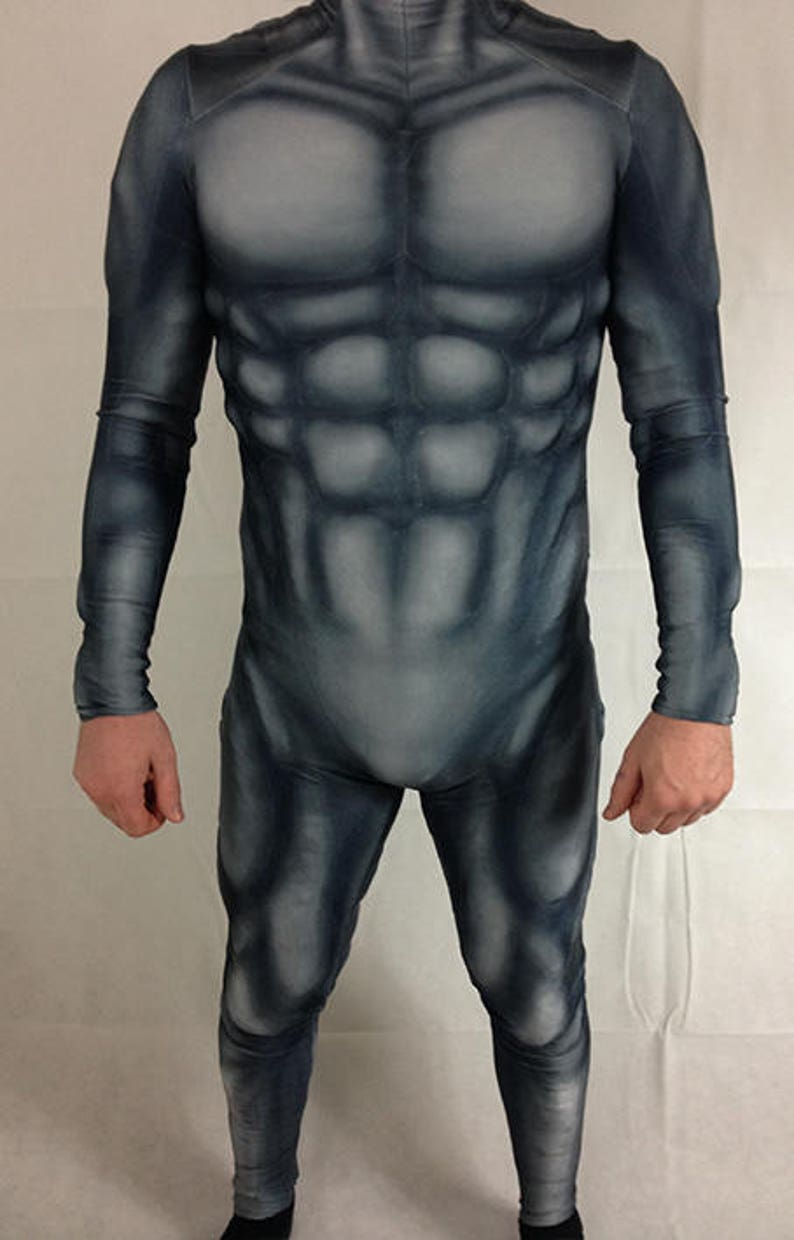 Muscle Suit Lean version cosplay costume image 0