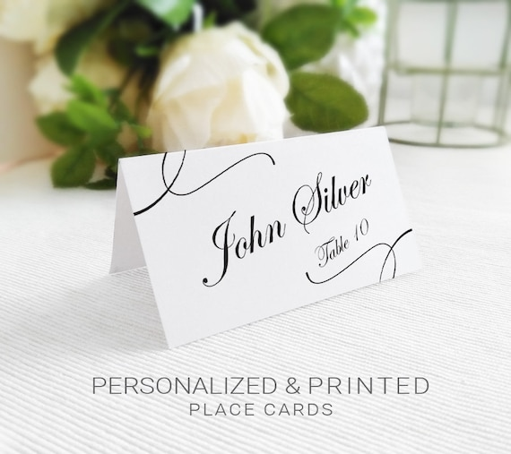 image 0 - Printed Place Cards