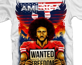 308b118f7 Colin Kaepernick t shirt tops   tees Just Do It Nike Black Lives Matter Shirt  I m With Kaepernick Believe in Something gifts