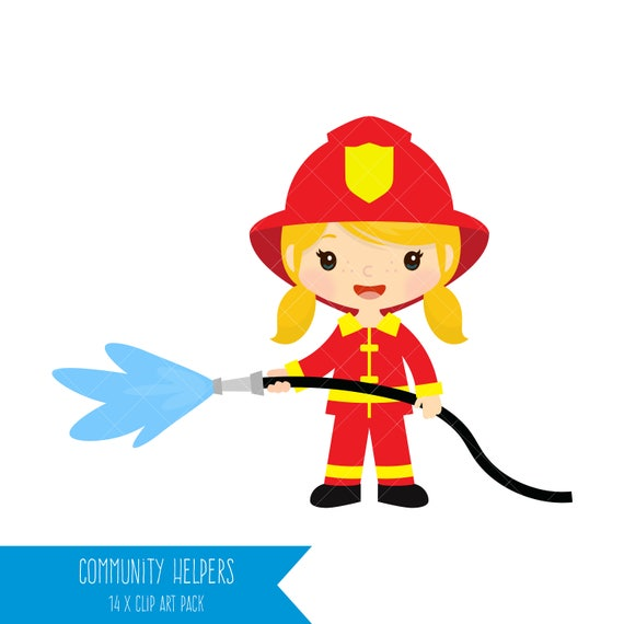 Community Helpers Clipart Job Clip Art Profession Clipart ...