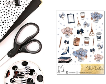 Planner Girl - Deco Add-On Sticker