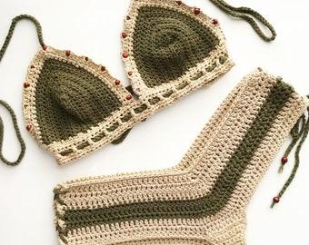 Mila Bikini Crochet Swim Set