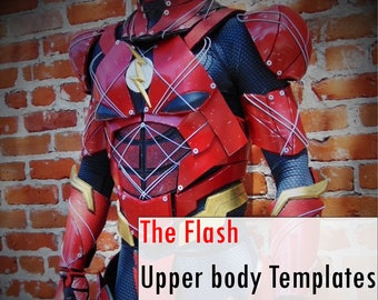 The Flash Upper Body Templates.