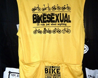 Bikesexual meaning