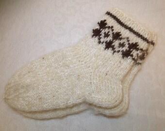 Goat-wool Childe socks
