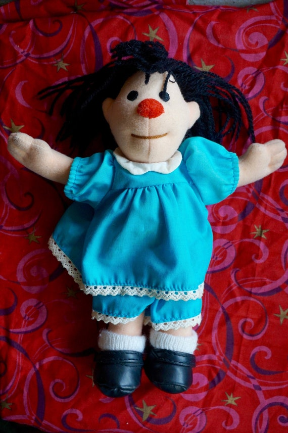 Astounding Adorable Vintage 90S The Big Comfy Couch Molly Plush Doll Super Cute Colorful 90S The Big Comfy Couch Molly Plushie Doll Ibusinesslaw Wood Chair Design Ideas Ibusinesslaworg