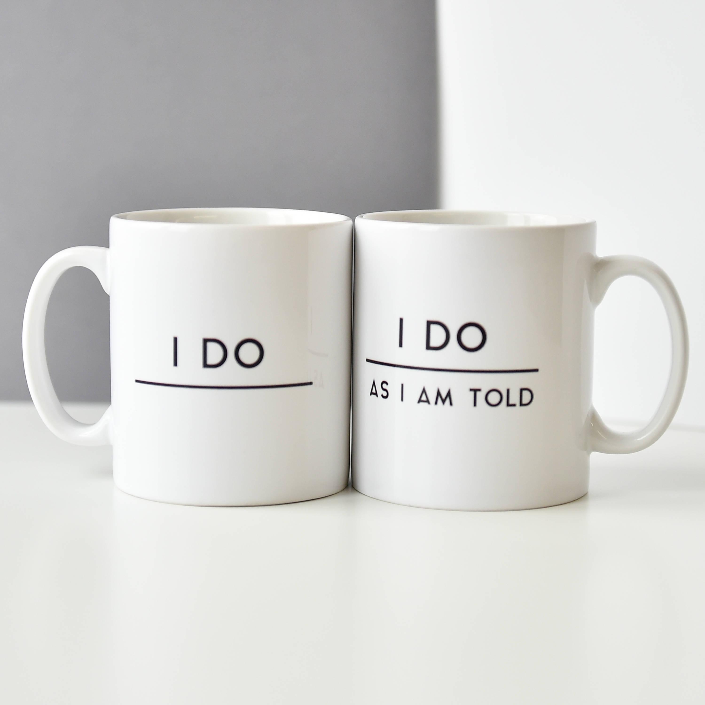 Wedding Gift Mugs: Wedding Mugs Personalised Mug Wedding Gift Anniversary